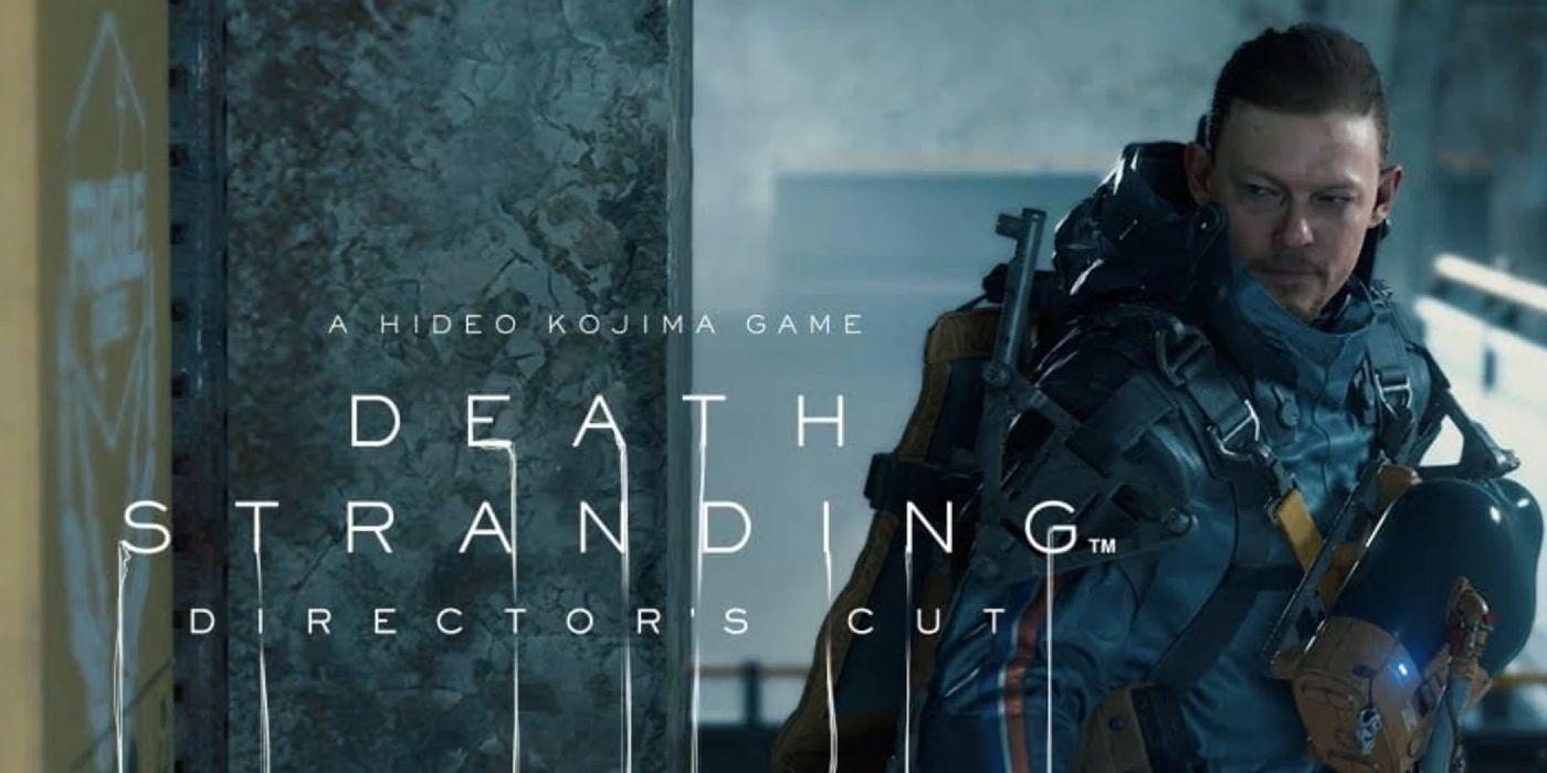 death stranding director's cut final trailer