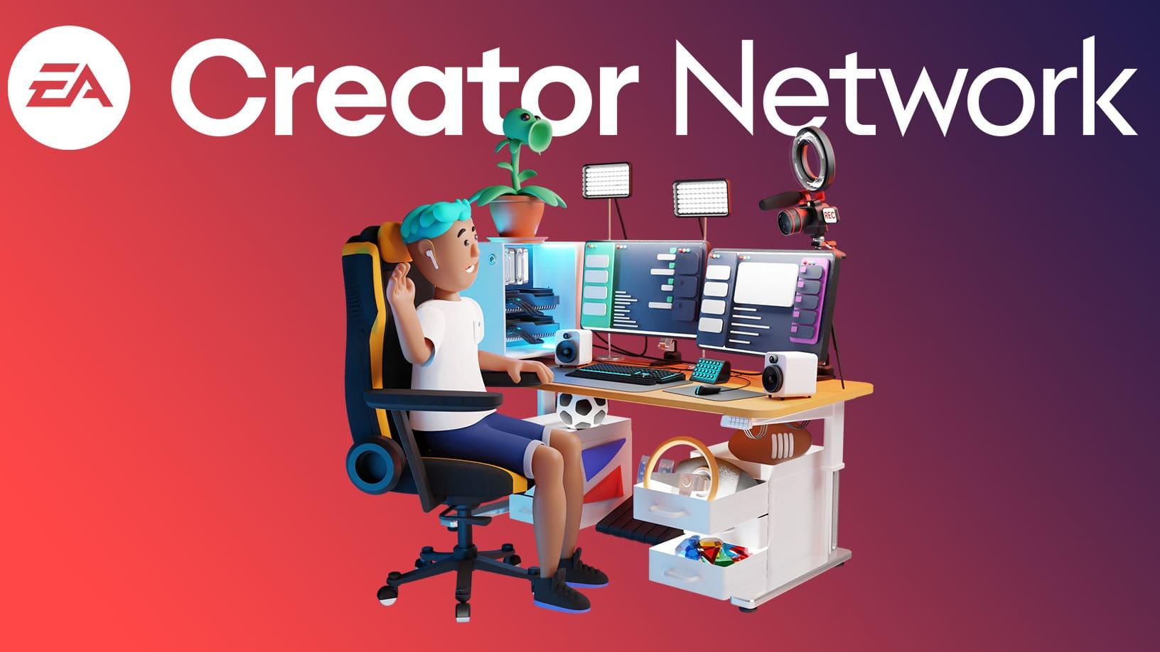 EA Creator Network