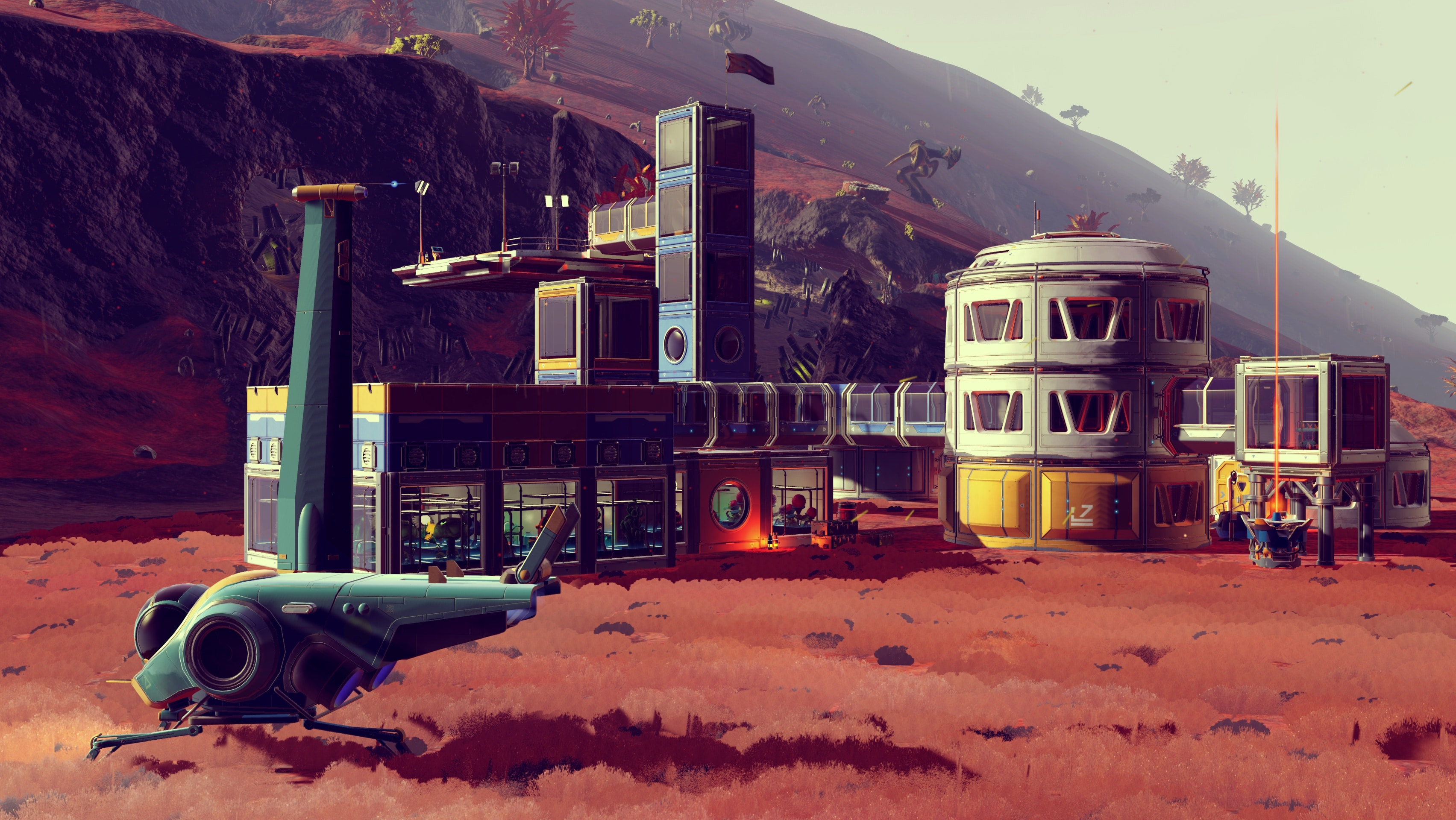 No Man's Sky Update 3.65 Patch Notes