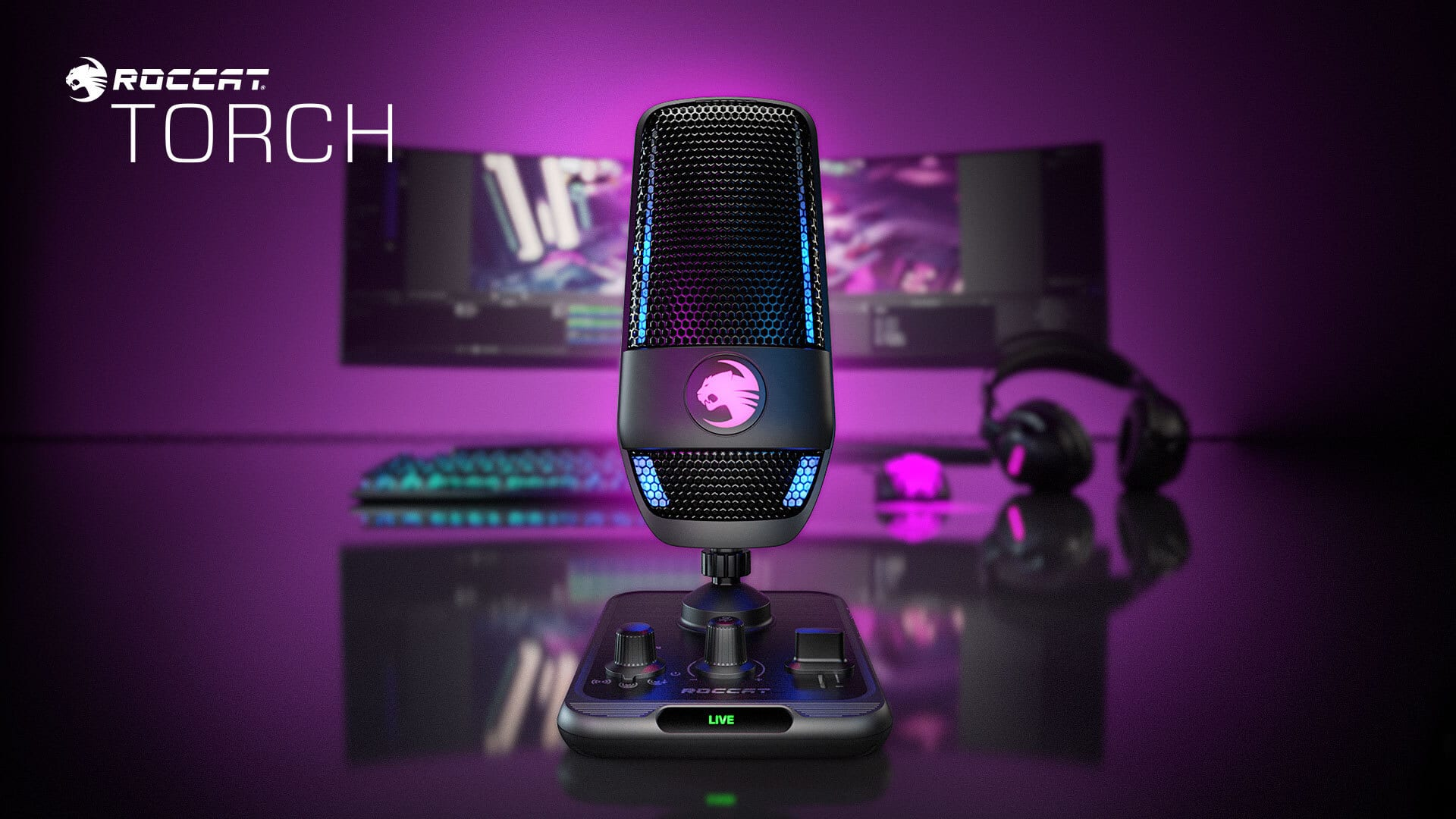 ROCCAT Torch Microphone Review