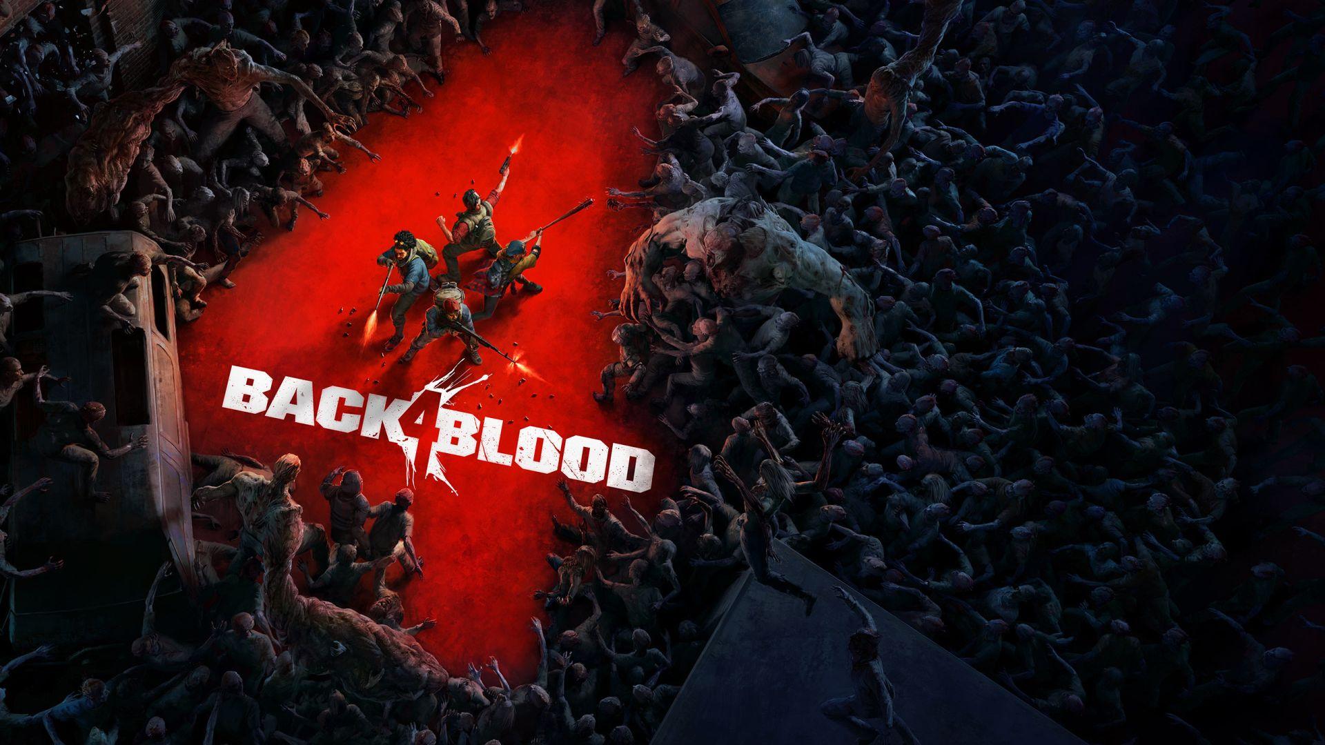 back 4 blood launch trailer