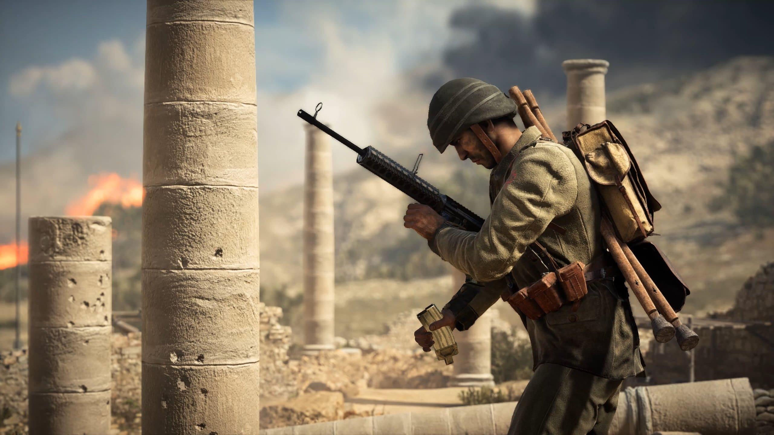 Battlefield 1 M16A3