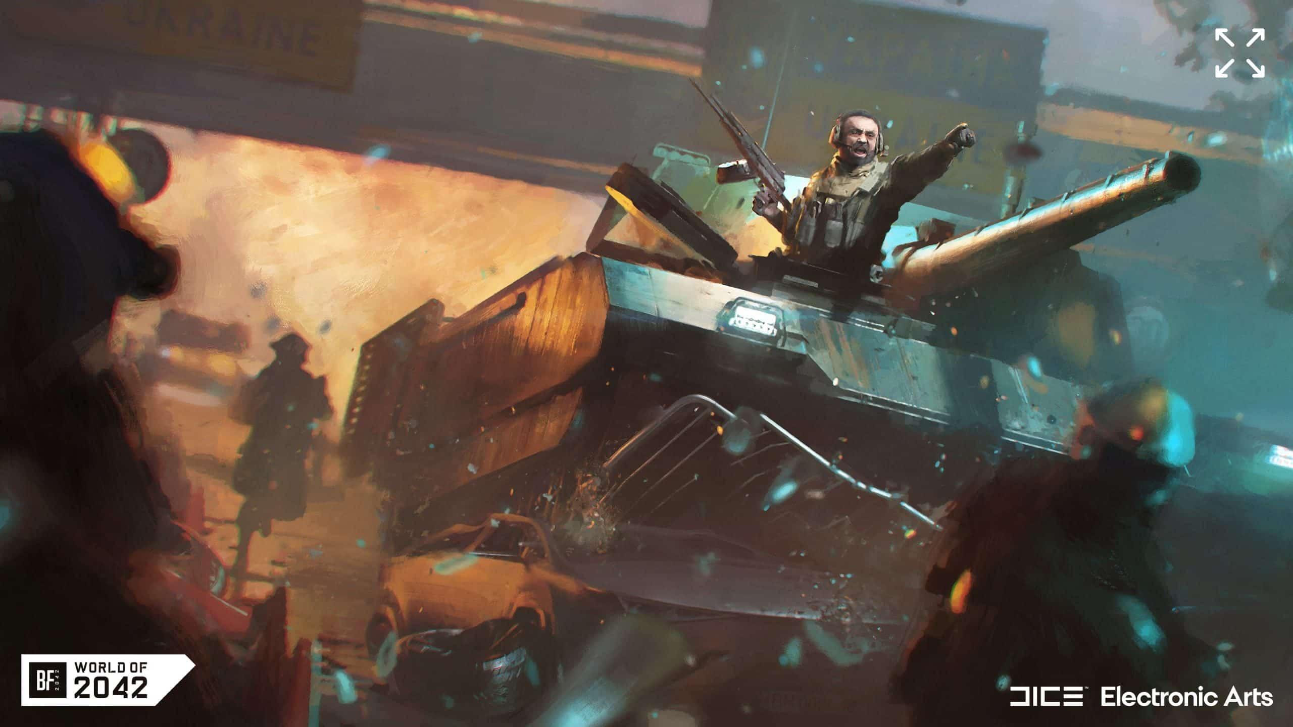 Battlefield 2042 Extraction Streaks
