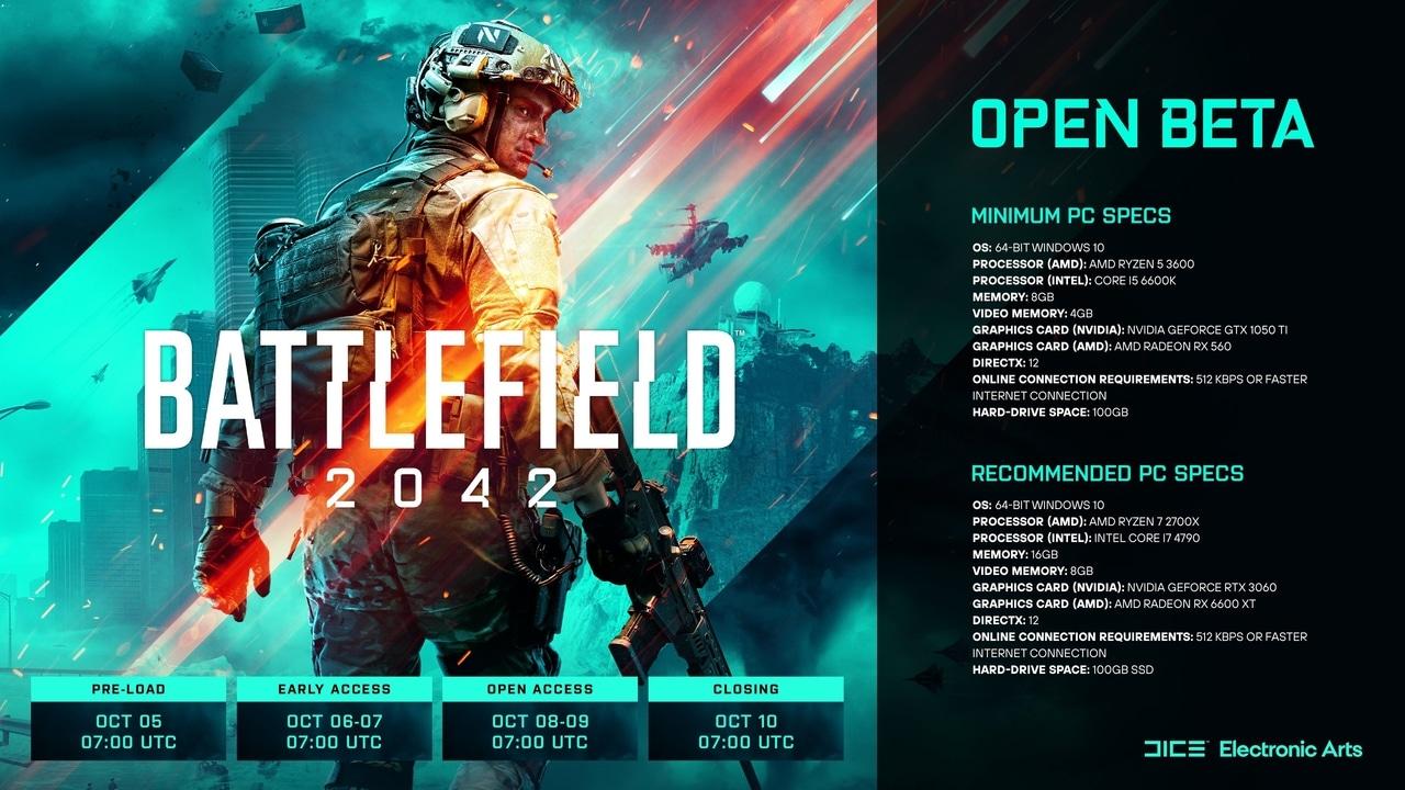 battlefield 2042 pc specs