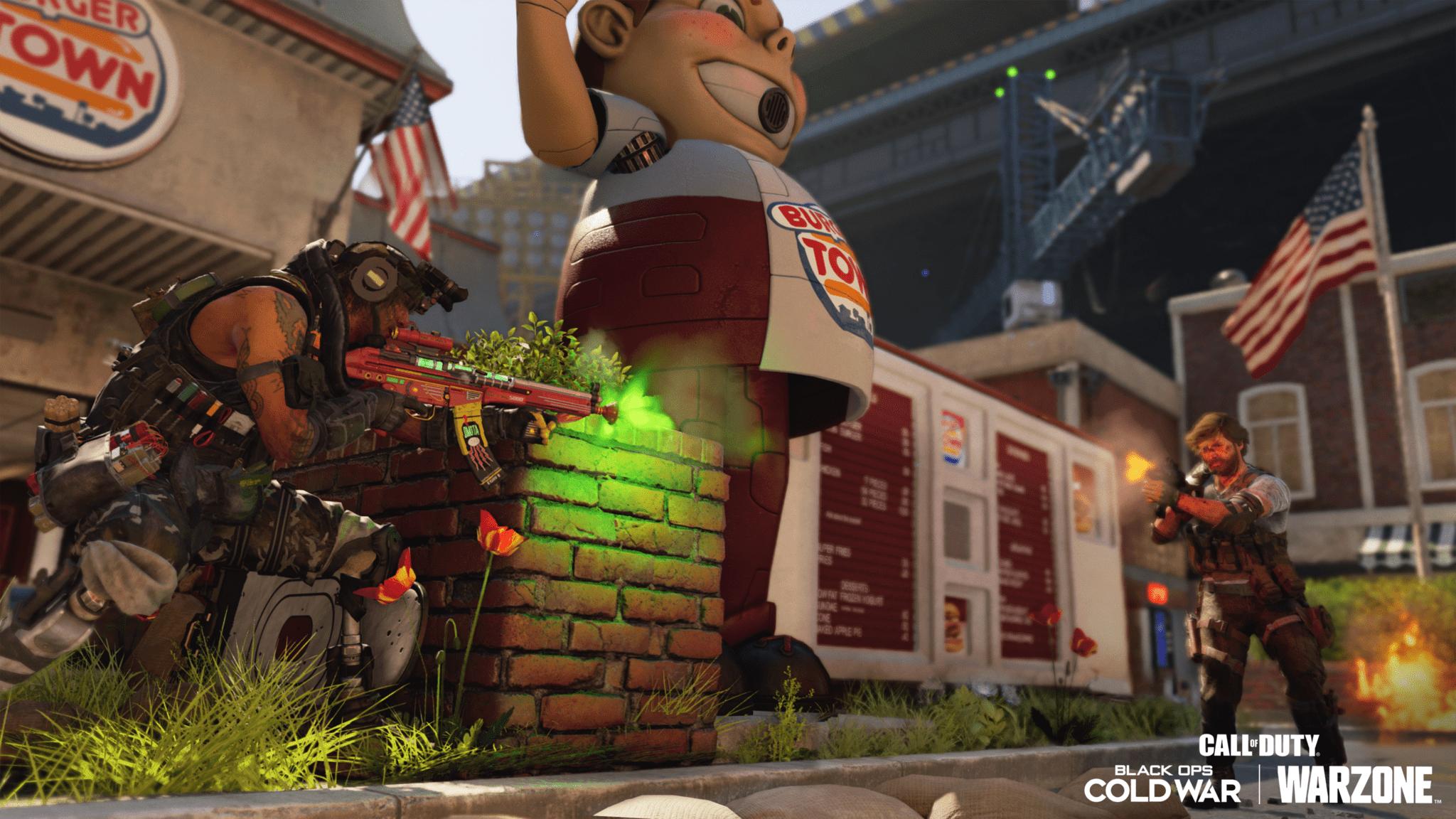 Black Ops Cold War Update 1.24