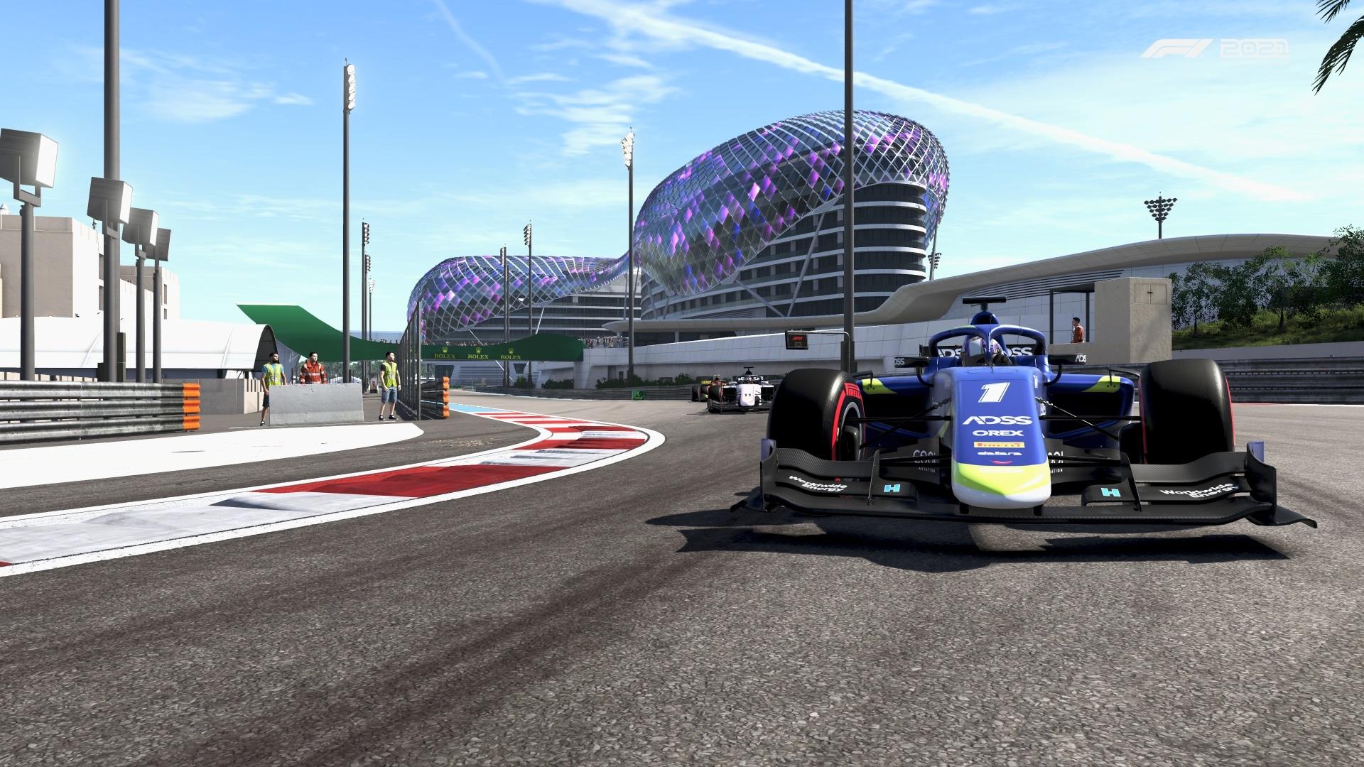 F1 2021 Update 1.10