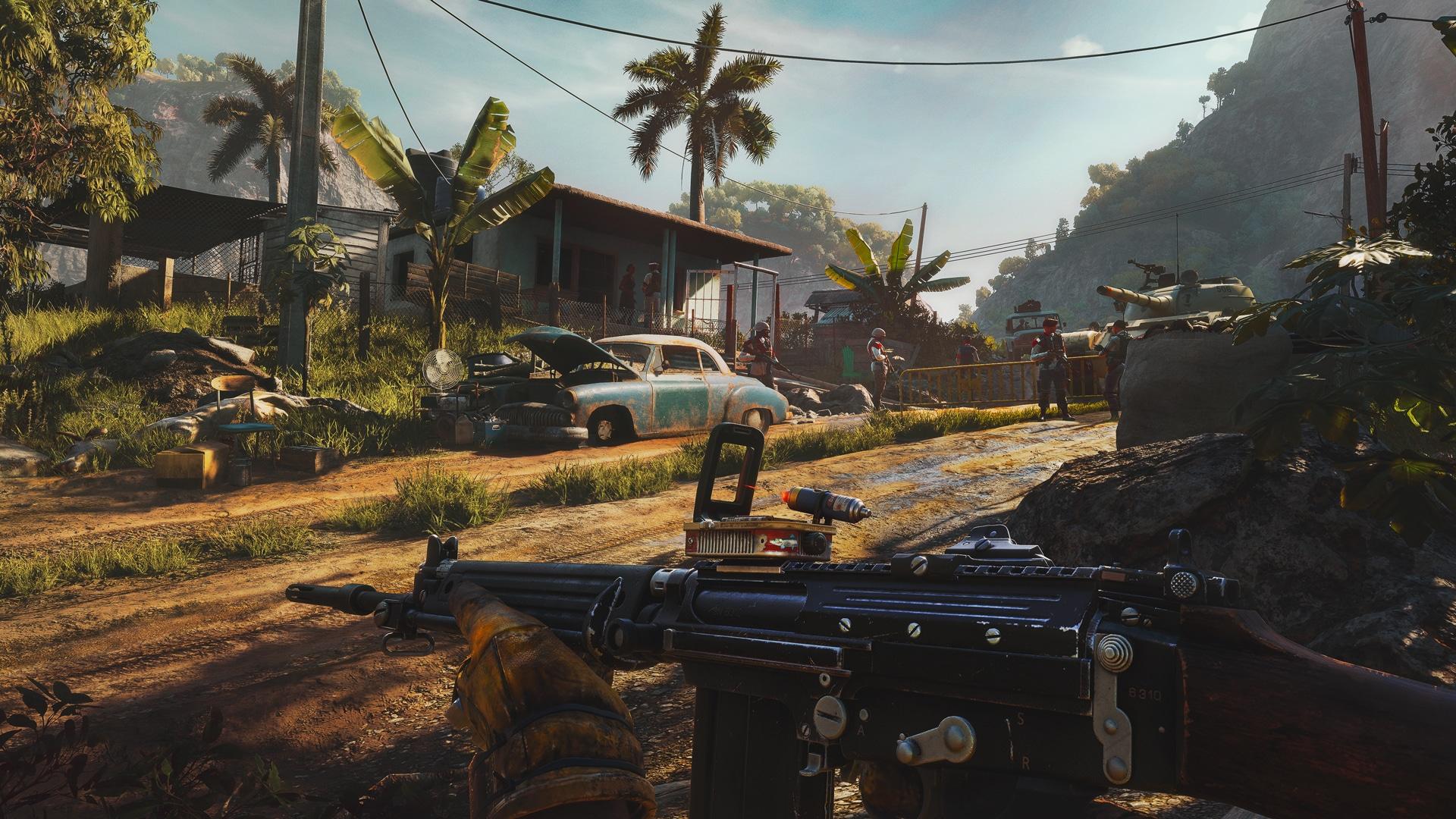 Far Cry 6 Post-Launch Roadmap