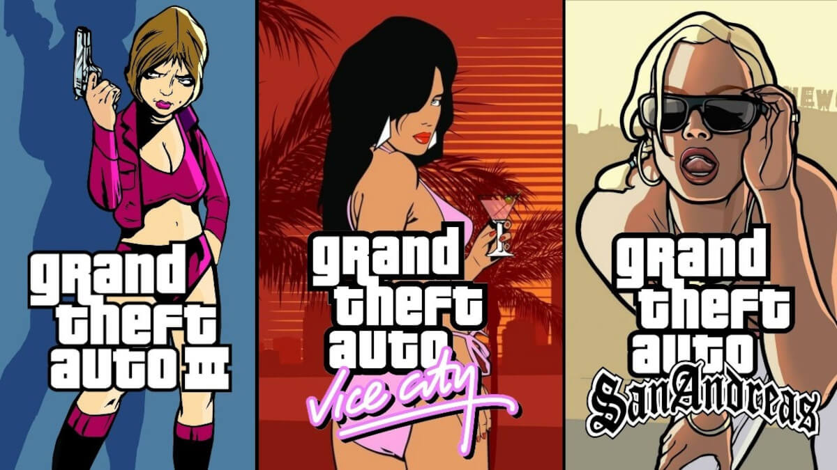 Grand Theft Auto: The Trilogy - Definitive Edition