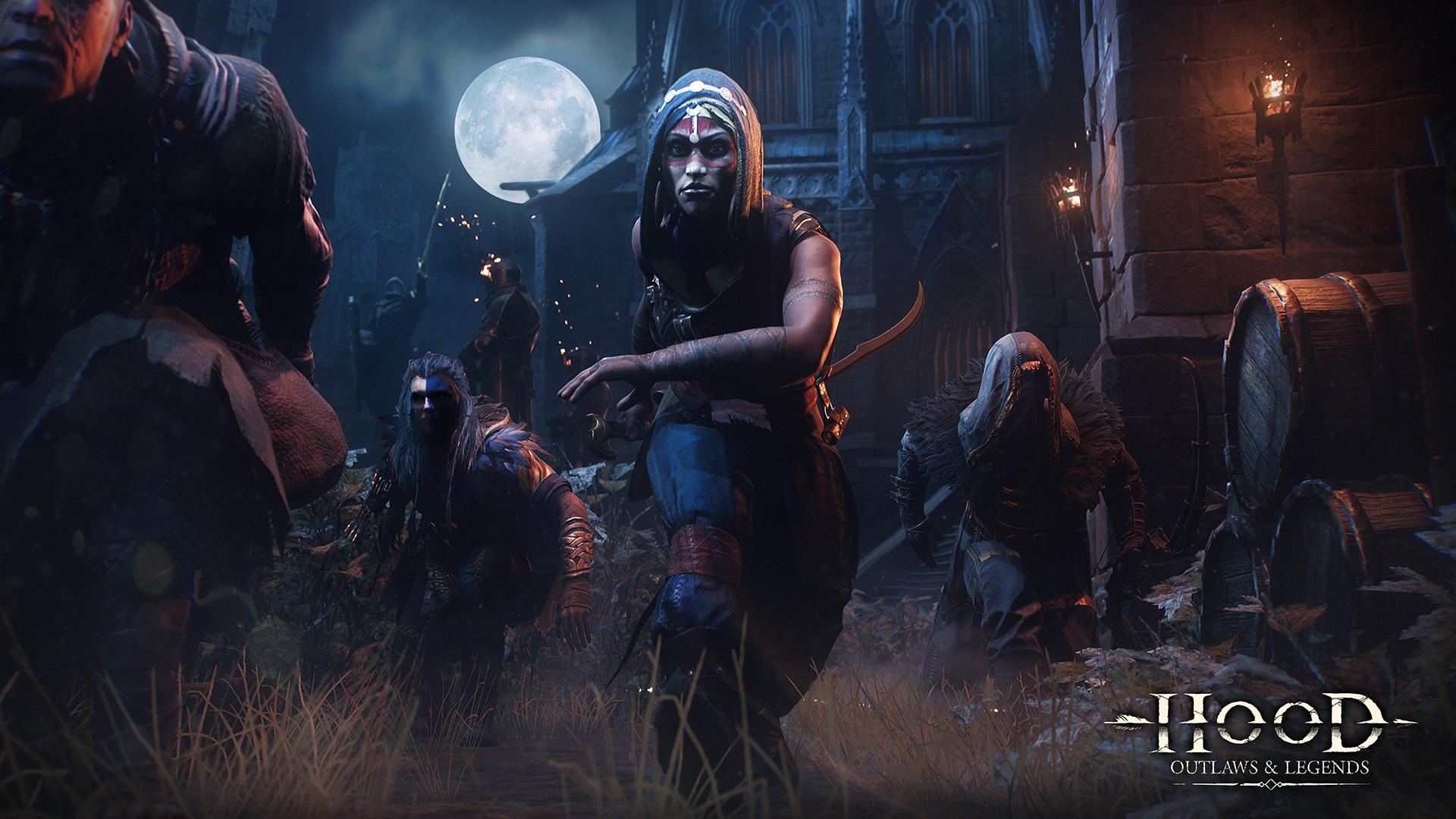 Hood Outlaws & Legends Update 1.09