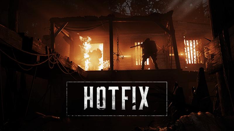Hunt Showdown Update 1.35