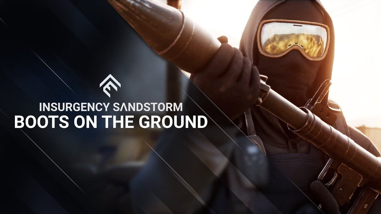 Insurgency: Sandstorm Cinematic Trailer for Consoles Showcases the Atmosphere - MP1st