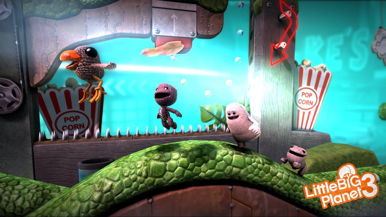 LittleBigPlanet 3 Update 1.27