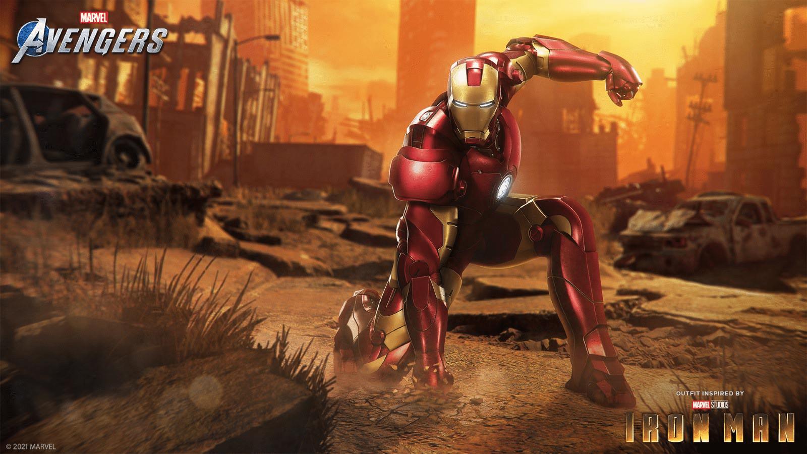 Marvel's Avengers MCU Iron Man