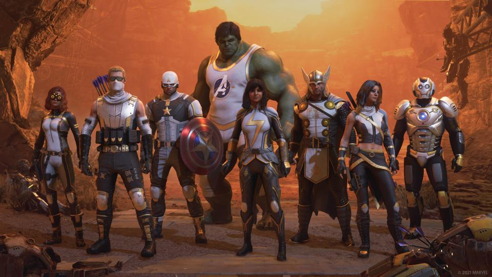 Marvel's Avengers Update 1.49 Patch Notes