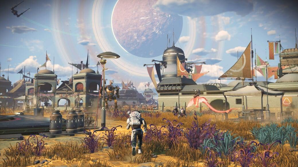 No Man's Sky Update 3.66
