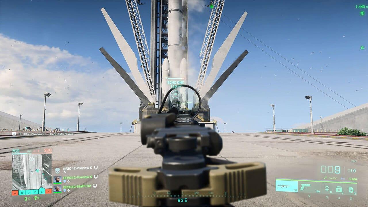 Battlefield 2042 Spawns