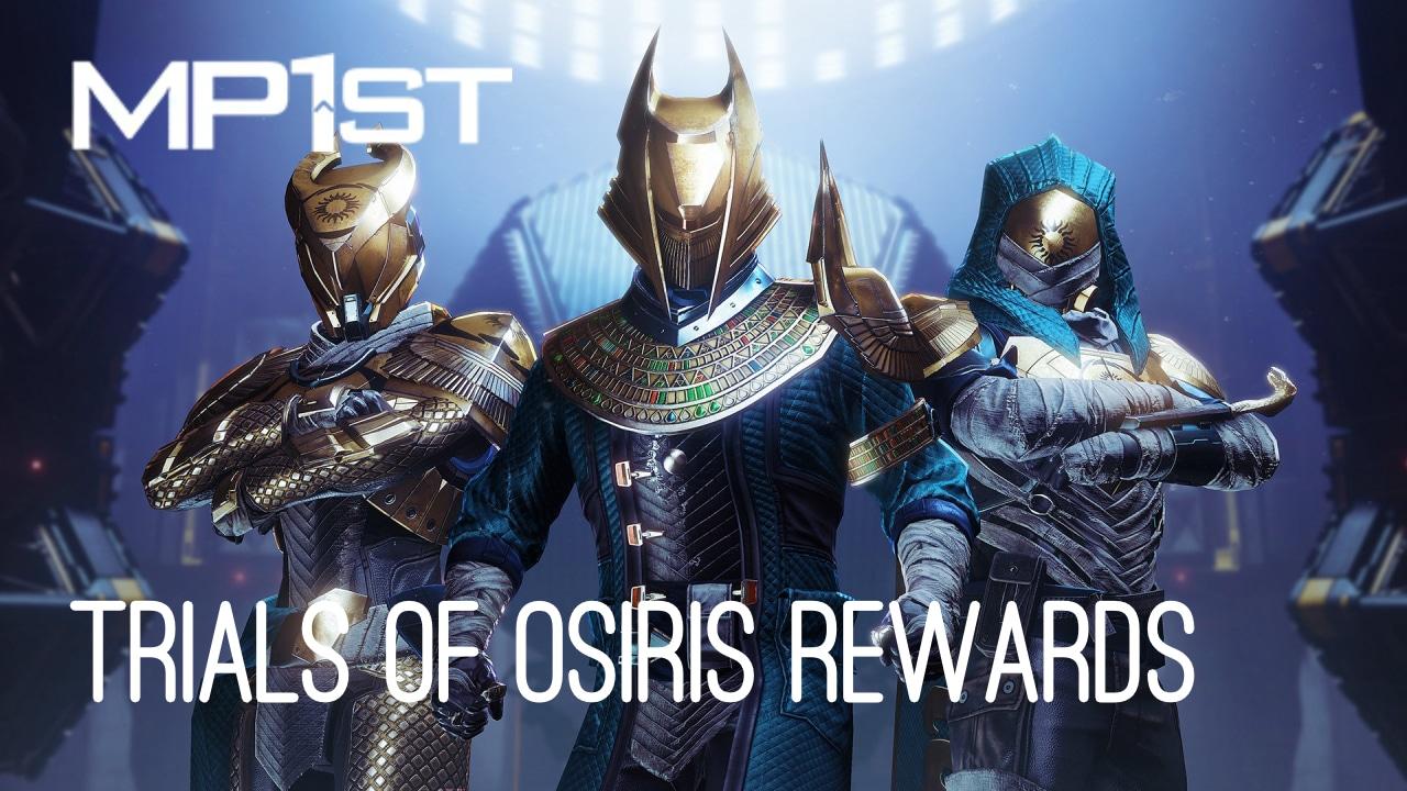 New Destiny 2 Trials of Osiris Rewards This Week October 15