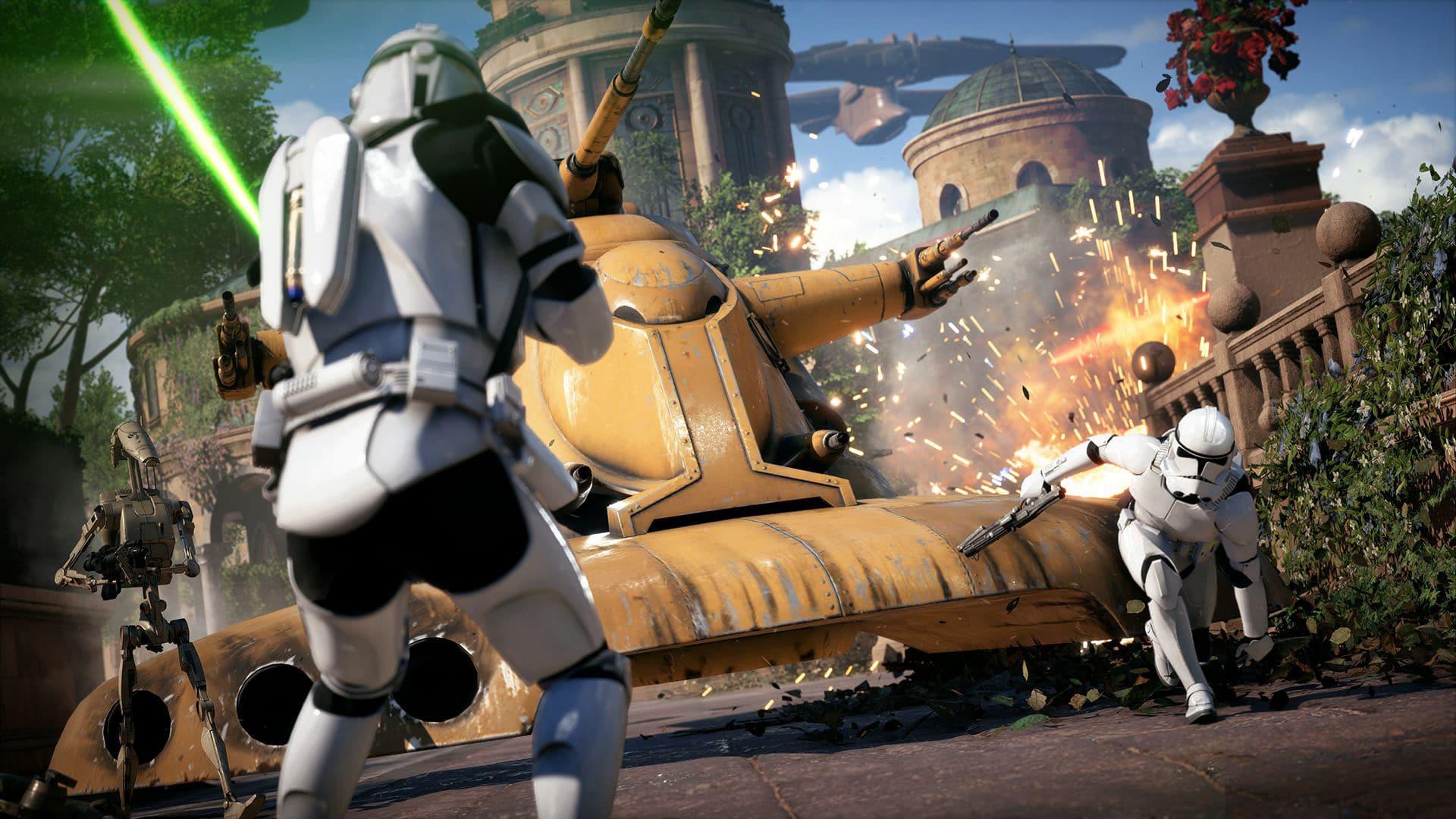 Star Wars Battlefront 2 Down Servers Error 721 For October 12