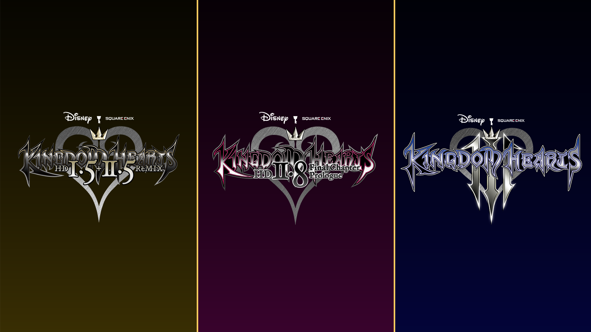 Kingdom Hearts Collections