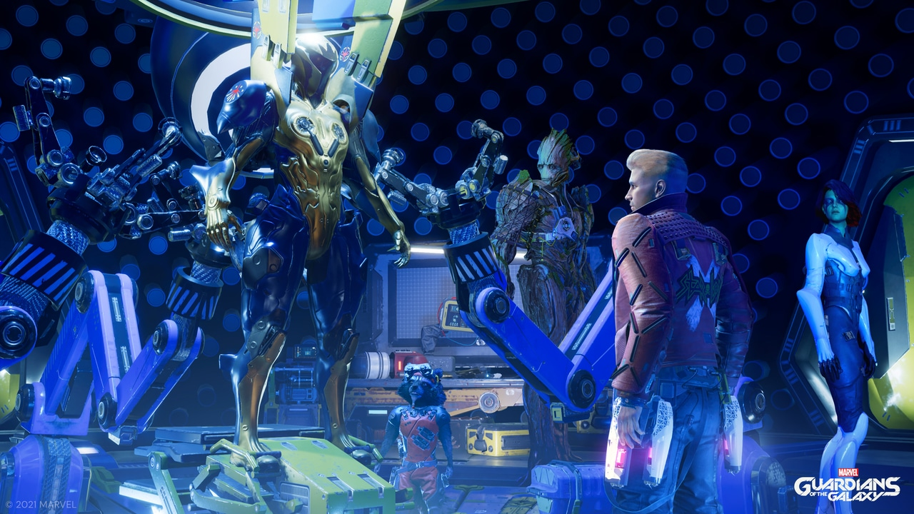 Marvel's Guardians of the Galaxy Launch Trailer